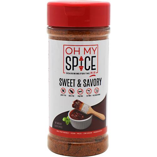Oh My Spice 9360005 5 oz Seasoning Spice Sweet & Savory