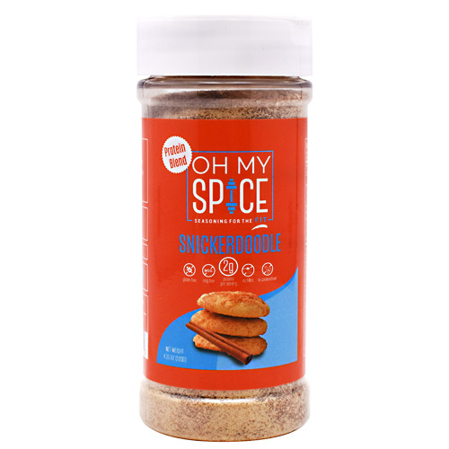 Oh My Spice 9360006 5 oz Seasoning Spice Snickerdoodle