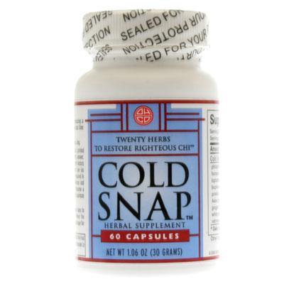 Ohco 82006 1x 120 CAP Cold Snap Caps
