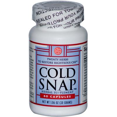 Ohco Cold Snap Caps - 60 Capsules