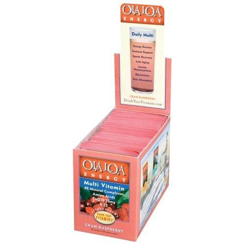 Ola Loa 89152 Cranberry Raspberry Energy