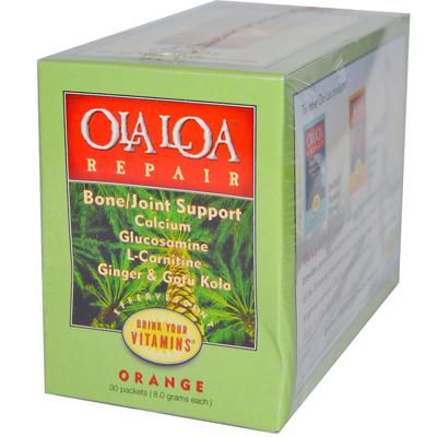 Ola Loa Products 0423301 Sport Lemon Lime - 30 Packets