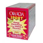 Ola Loa Products 0833194 Sport Mixed Berry - 30 Packets