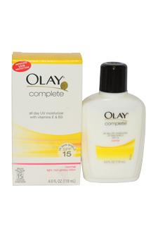 Olay 4 oz Olay Complete All Day UV Moisturizer SPF 15