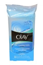 Olay W-BB-1834 Wet Cleansing Cloths Sensitive - 30 Pc - Cloths