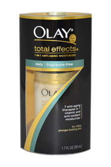Olay W-SC-2176 Total Effects 7 Anti-Aging Therapies In 1 Vitamin And Anti-Oxidant Moisturizer - 1.7 oz - Moisturizer