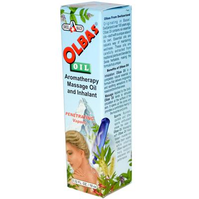 Olbas 0594648 Massage Oil - 0.32 fl oz