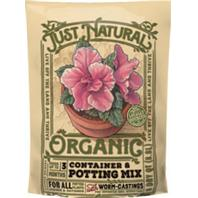 Old Castle Lawn & Garden 098981 8 qt Just Natural Organic Potting Mix