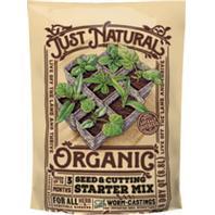 Old Castle Lawn & Garden 098982 8 qt Just Natural Seed Starter Potting Mix