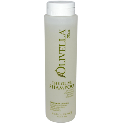 Olivella 0676528 The Olive Shampoo Natural Formula - 8.5 fl oz