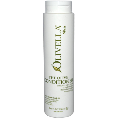 Olivella 0676585 The Olive Conditioner Natural Formula - 8.5 fl oz