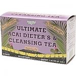 Only Natural 0831198 Ultimate Acai Dieters And Cleansing Tea - 24 Tea Bags