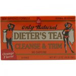 Only Natural DieterS Tea Cleanse And Trim Orange - 24 Tea Bags