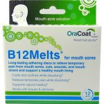 Oracoat 1548627 H B12 Melts Mouth Sores 12 Count