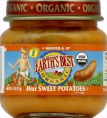Organic First Sweet Potatoes -Pack of 12