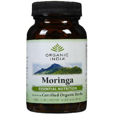 Organic India BG16867 Organic India Moringa Capsules - 1x90VCAP