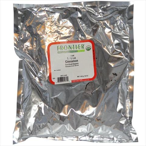 Organic Powdered Ceylon Cinnamon 16 Oz 453 g