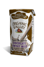 Organic Valley Organic Aseptic Lowfat 1 Percentage Milk - 6.75 Ounce