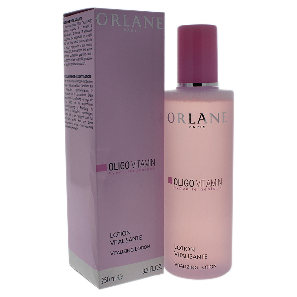 Orlane W-SC-3096 8.3 oz Oligo Vitamin Vitalizing Lotion for Women