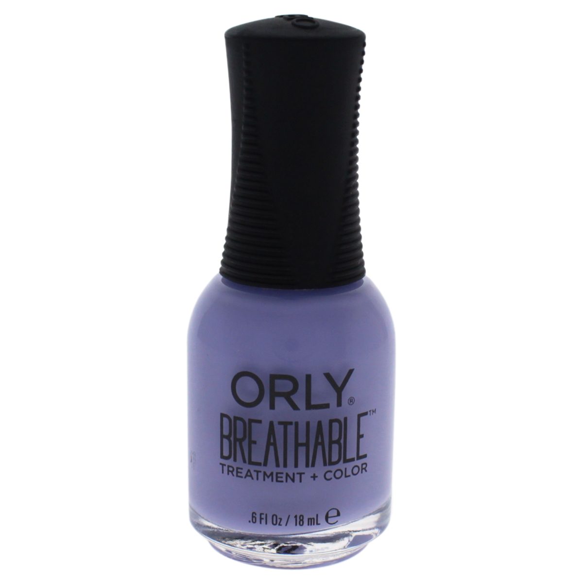 Orly W-C-12370 0.6 oz Breathable Treatment Plus Color No.20918 Just Breathe Nail Polish for Women