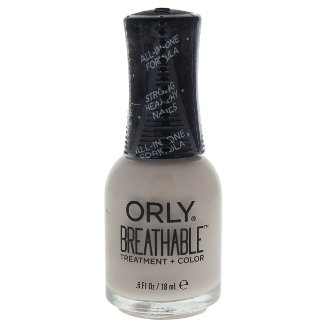 Orly W-C-15155 0.6 oz Womens Breathable Treatment No. 20949 Almond Milk
