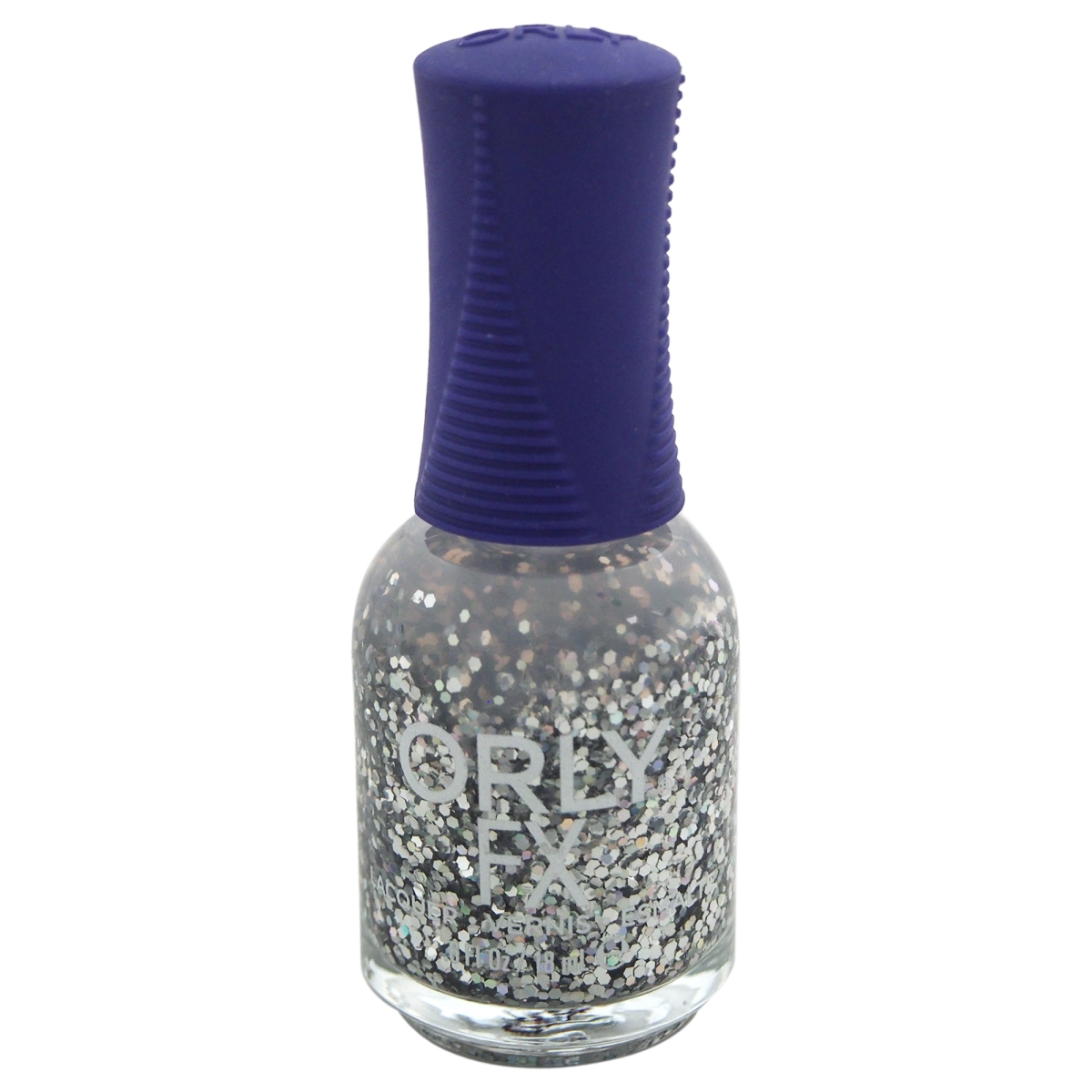 Orly W-C-7853 0.6 oz Nail Lacquer No.20480 Holy Holo Nail Polish for Women