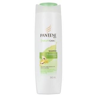 Pantene 92234031 340 ml Nature Care Fullness & Life Shampoo