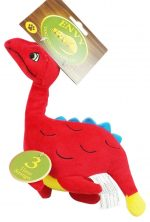 Papa Bow Wow EV 01674 7 in. Plesioaurus Plush Toy - Small