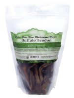 Papa Bow Wow PBW 13685 6 in. Buffalo Tendon - 1 lbs