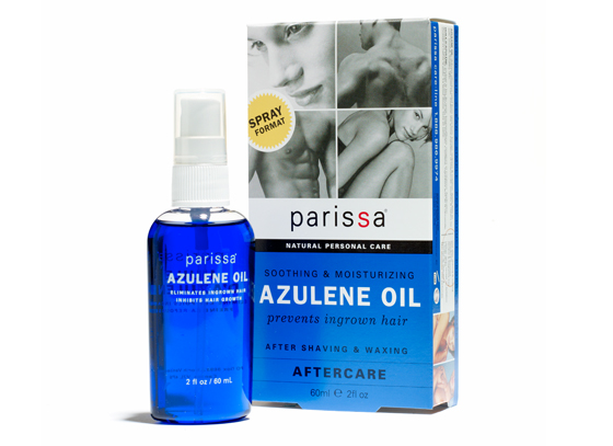 Parissa 0521310 Azulene Oil After Care - 2 fl oz