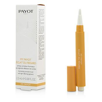 Payot 199010 My Payot Eclat Du Regard Illuminating Concealer Brush for Dull Skin 2.5 ml-0.08 oz