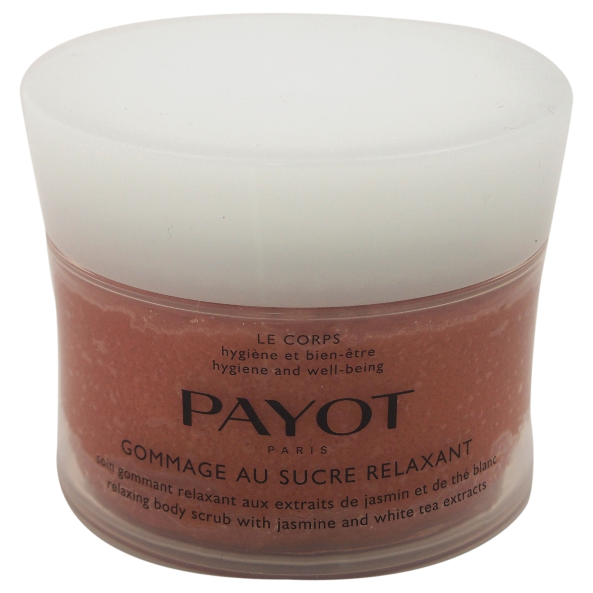 Payot W-BB-3050 Gommage Au Sucre Relaxant Body Scrub for Women - 6.7 oz