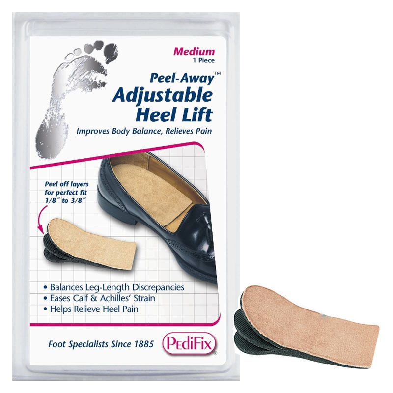 Pedifix Footcare FOTP6582M Align a Heel Lift - Medium