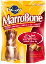 Pedigree 10046 24 oz. Marrobone Dog Snack Pack Of 8