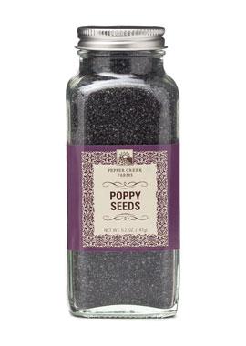 Pepper Creek Farms 70K Poppy Seeds - Pack of 6
