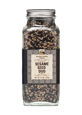Pepper Creek Farms 70L Sesame Seed Duo - Pack of 6