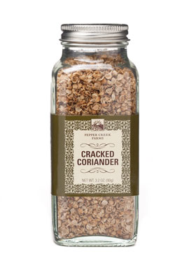 Pepper Creek Farms 70Q Cracked Coriander - Pack of 6