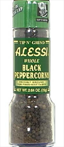 Peppercorn Blck -Pack of 6
