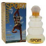 Perfumers Workshop M-5507 3.3 oz Samba Sport Eau De Parfum Spray for Men