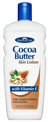 Personal Care 92153-5 Cocoa Butter Skin Lotion With Vitamin E - 20 oz. Pack of 12