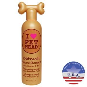 Pet Head 013BH-PH10117 Pet Head Oatmeal Natural Shampoo