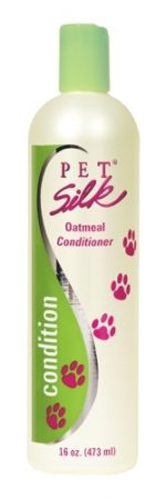 Pet Silk PS1073 16 Oz. Oatmeal Conditioner