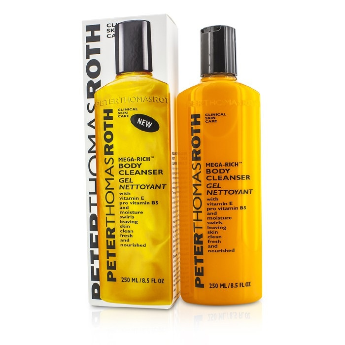 Peter Thomas Roth 185212 Mega-Rich Nourishing Shampoo 235 ml-8 oz