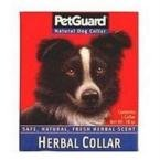 Petguard 0674101 Herbal Collar for Dogs