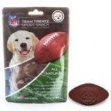 Pets First 849790072916 Pittsburgh Steelers Dog Treats