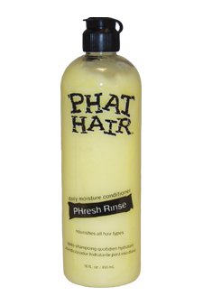 Phat Hair U-HC-2589 Daily Moisture Conditioner Phresh Rinse - 16 oz - Conditioner