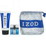 Phillips Van Heusen 294970 0.25 oz Izod Eau De Toilette - 1.7 oz After Shave Balm & Bag