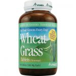 Pines International 0716027 Wheat Grass - 500 mg - 500 Tablets
