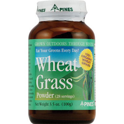 Pines International 0832022 Wheat Grass Powder - 3.5 oz
