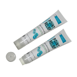 Point Relief Point-Relief-11-0731-1 4 oz Cold Spot Gel Lotion with Hands Free Tube